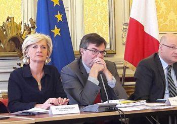 Commission DETR  en Préfecture