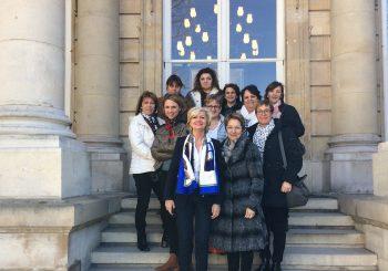 La FFB 71 au féminin à l'Assemblée nationale