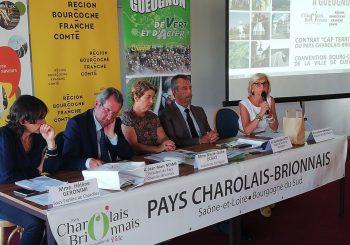 Redynamisation du pays Charolais Brionnais