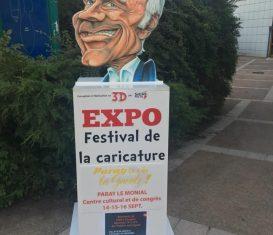 Festival de la caricature à Paray-le-Monial