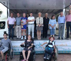 Des cyclistes mobilisés pour les maladies rares