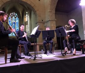 Concert  à Perrecy-les-Forges