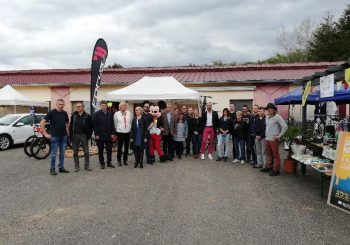 10 ans pour les commerçants des Gothards à La Clayette