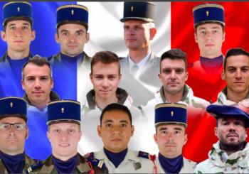 13 soldats français morts au Mali, le choc
