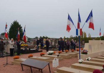 Mémorable commémoration à Charolles…